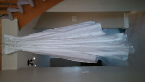 Wedding Gown size 10
