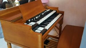Notes pour orgues Hammond B3, B2, C3, C2, M3, A100, RT2, RT3