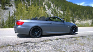 2011 BMW 3-Series 335is Convertible