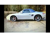 Porsche Boxster 986 Anniversary Hard top with stand and cover