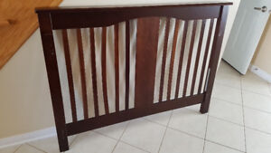 Baby / Toddler Crib solid wood