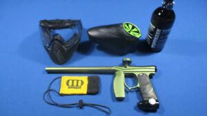 empire invert mini paintball package