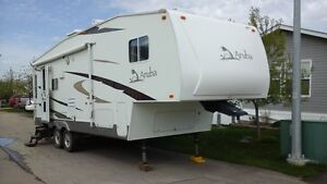 5th Wheel Starcraft Aruba Lite