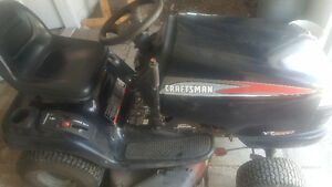 --RIDING LAWNMOWER FOR SALE--