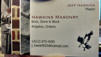 Hawkins Masonry and Landscaping