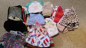 3-6 months girls clothing