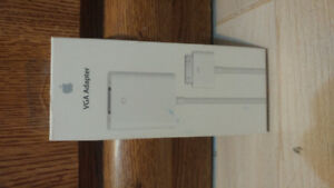 Apple VGA Adapter - Open box but never used