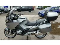 BMW R1200RT R1200 RT V CLEAN VALUE TOURER MUST BE SEEN HISTORY LUGGAGE NEW MOT