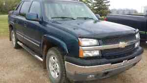 REDUCED!!! 2005 CHEV AVALANCHE