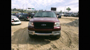 2005 Ford F-150 for parts