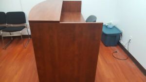 OFFICE FURNITURE- MOVING SALE- HARDLY USED FURNITURE