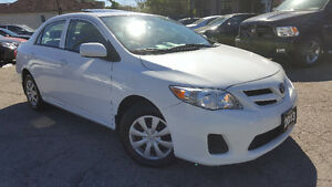 2013 Toyota Corolla CE Sedan - SUNROOF/BLUETOOTH/HTD SEATS! Kitchener / Waterloo Kitchener Area image 7