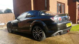 Mazda RX8 Kuro