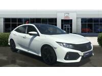 2018 Honda Civic 1.0 VTEC Turbo 126 EX 5dr CVT Petrol Hatchback Auto Hatchback P