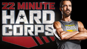 22 Min Hard Corps est disponible : Tony Horton