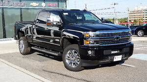2016 Chevrolet Silverado High Country - Diesel,Loaded,Brand New!