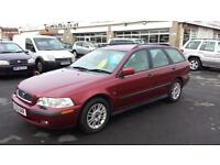2004 VOLVO V40 1.8 S Estate From GBP1,995 + Retail Package
