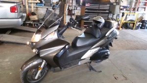 2005 Honda silver wing 650 scooter