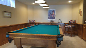 Stan The Man - Professional Pool Tables Installer. Edmonton Edmonton Area image 3
