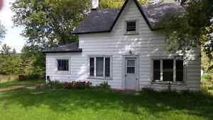 House for rent in the country