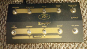 Acoustic amp with built in effects and looping Cambridge Kitchener Area image 4