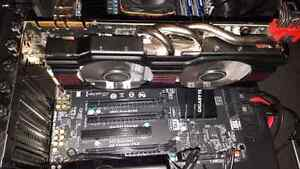 Asus Geforce GTX 770 DirectCU II 2GB Kitchener / Waterloo Kitchener Area image 2