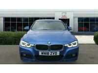 2018 BMW 3 Series 330e M Sport 4dr Step Auto Saloon Saloon Petrol/PlugIn Elec Hy
