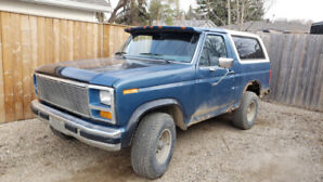 1984 Ford Bronco 302