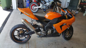 Stretched 2004 ZX10r Priced Dropped FIRM