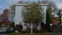 Duplex (Jumelé) au centre-ville de Cowansville