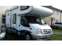Ford MotorHome for Hire