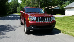 2008 Jeep Grand Cherokee Limited 3.0L CRD Diesel