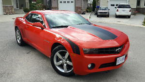 2010 Chevrolet Camaro LT Coupe (2 door)