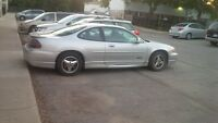 2002 Pontiac Grand Prix Coupe (2 door)