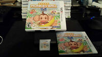 3DS Super MonkeyBall 3D (3DS System & 3DS Games available)