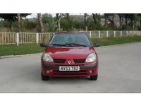 2003 Renault Clio 1.2 16v Extreme 2 3dr