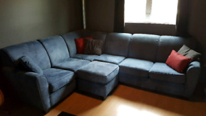 Divan sectionnel (sofa)