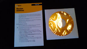 Norton Utilities 16.0. 3 PCs. Win XP/Vista/7/8. See inside!