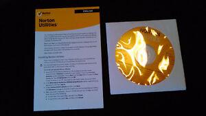 Norton Utilities 16.0. 3 PCs. Win XP/Vista/7/8. See inside!