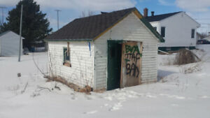 Barn for sale. 12×8.