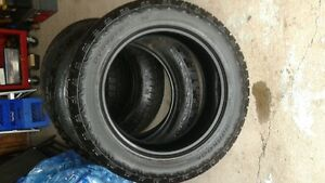 For Sale set of four tires