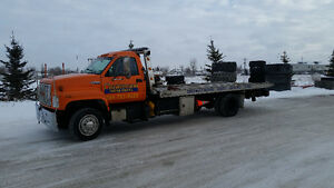 towing tilt deck service