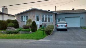 maison unifamiliale avec garage