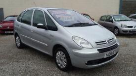 2006 (06) Citroen Picasso 1.6i 16v Exclusive MPV FAMILY CAR *