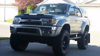 MINT LIFTED 4RUNNER RHD LOADED.. 1 OF A KIND