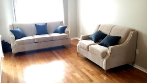 Brand new 3 Piece sofa set different colors to pick from (1111)