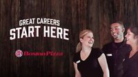 Job fair for ALL POSITIONS - Boston Pizza Charleswood
