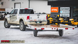 Triton Trailers Snowmobile Trailers from $1,899