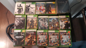 10 Xbox 360 Videos Game For Sale