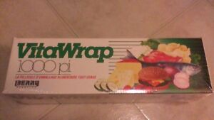 Food wraper, the all purpose food packaging film.